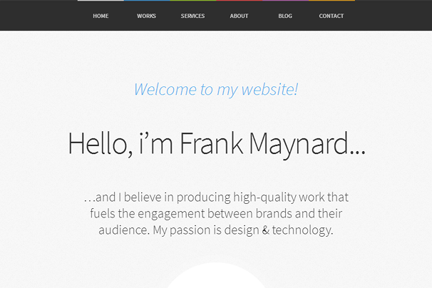 The Best WordPress Themes for Personal Resumes