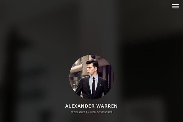 Gentleman WordPress Theme