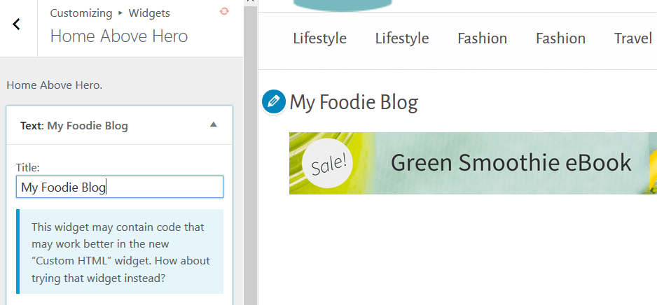 A WordPress Food and Recipe Theme Review