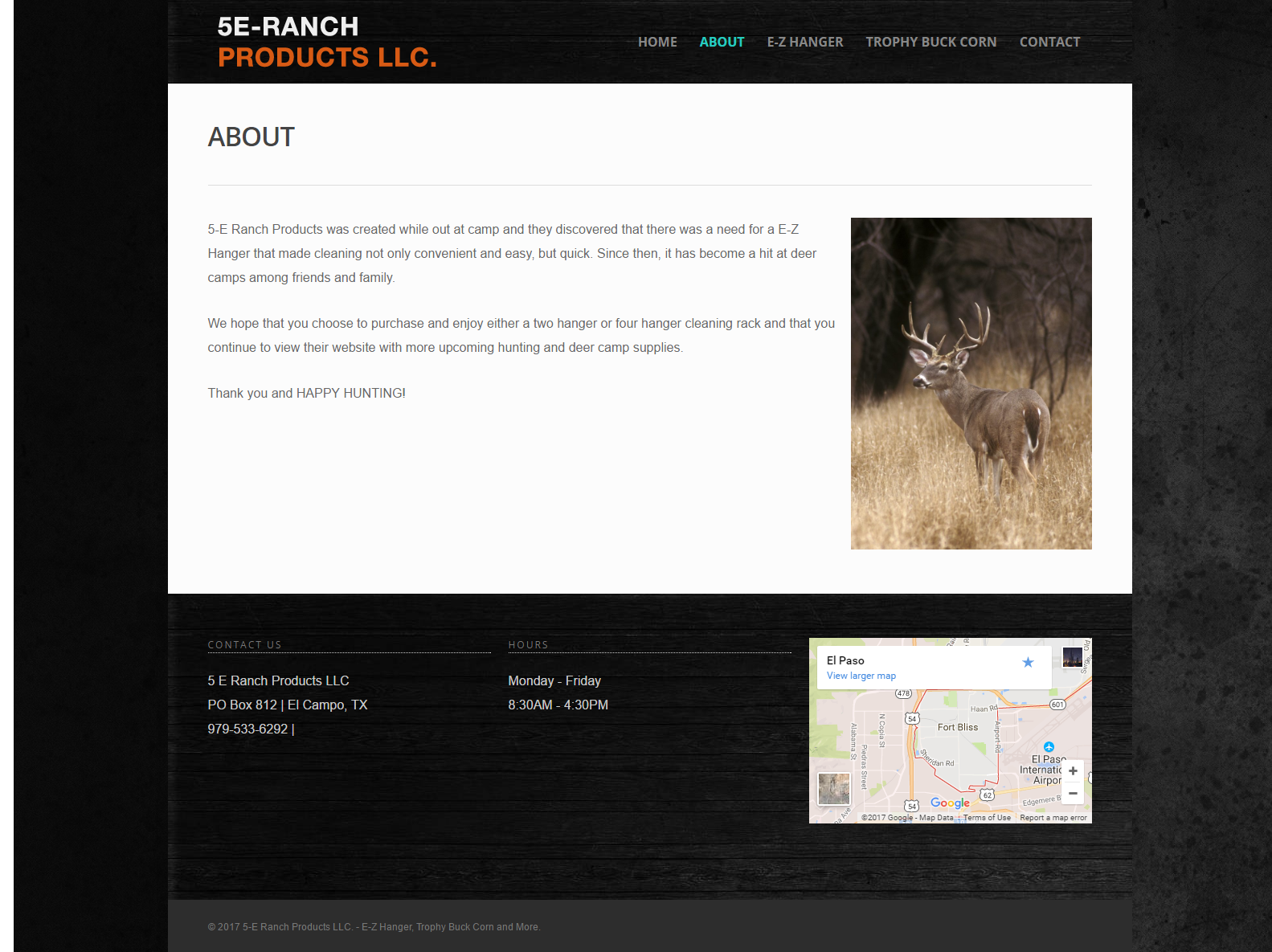 5e-Ranch Products