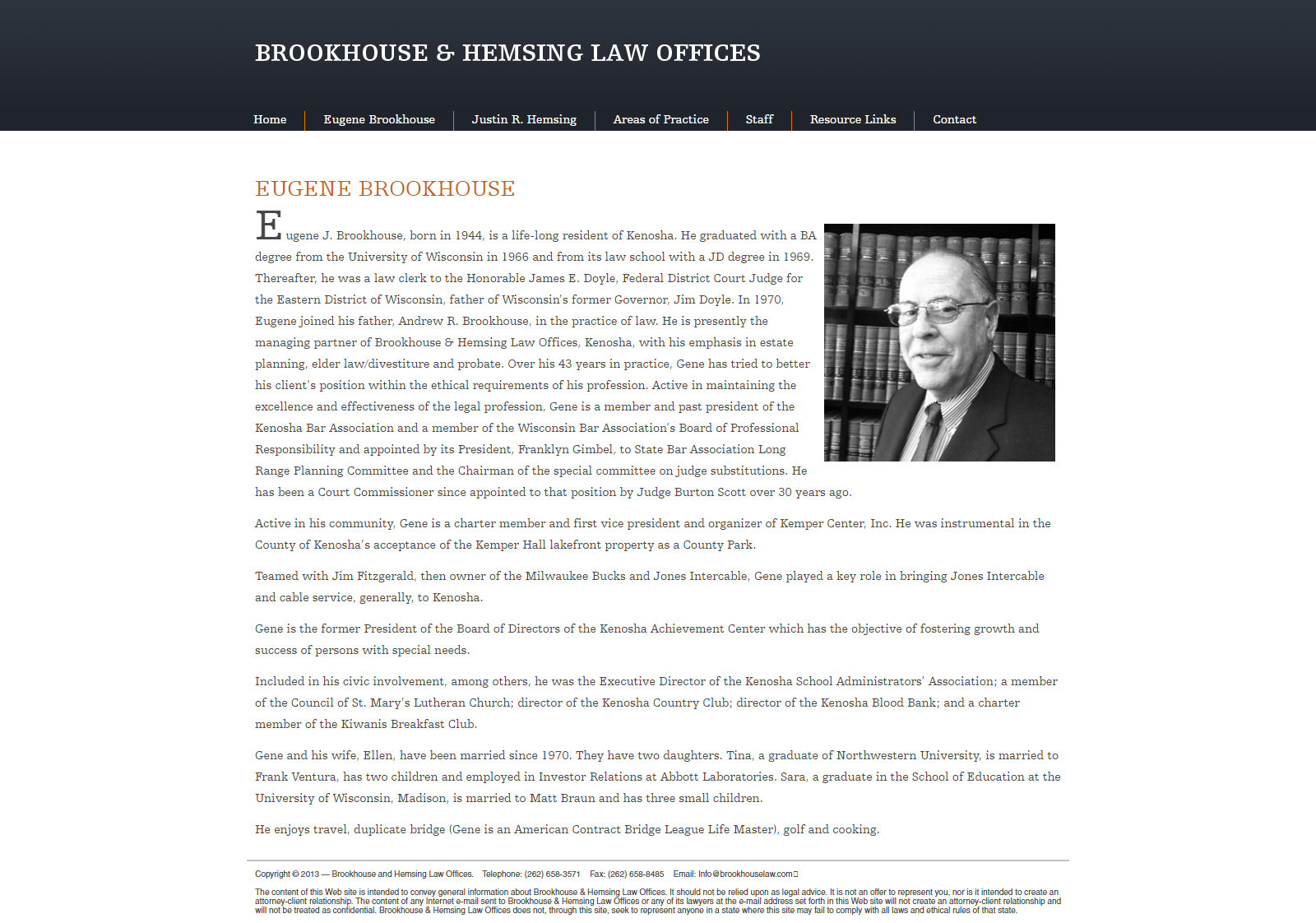 Brookhouse Law