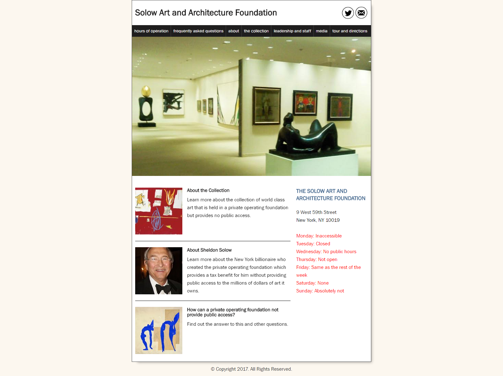 Solow Foundation
